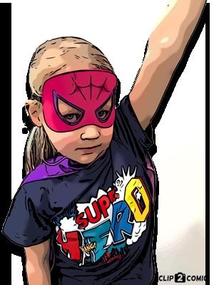 Feestdal - Superheldenfeest
